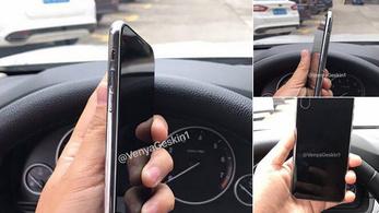 Lehet, hogy ez már az új iPhone