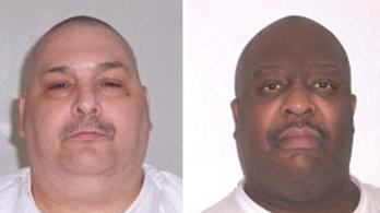 Még két embert kivégeztek Arkansasban