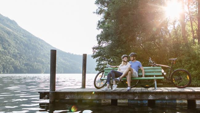 Alsó-Ausztria három új kerékpárúttal várja idén a bringásokat
