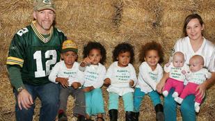 Csúcstartók: hat gyerekük szülinapja február 28