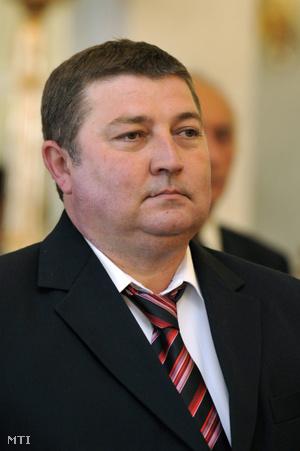 Farkas Imre a Nemzeti Fejlesztési Minisztérium (NFM) közigazgatási államtitkára. Budapest 2012. július 19.