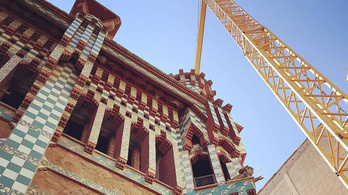 Megnyitják a legelső Gaudí-házat a látogatók előtt