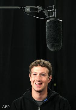 Mark Zuckerberg Médiacézár