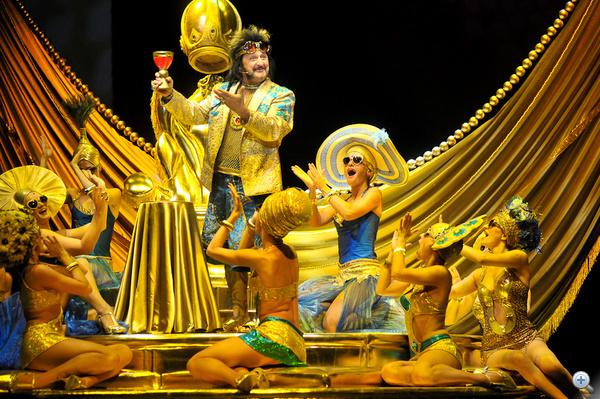 Szerednyey Béla Heródes szerepében