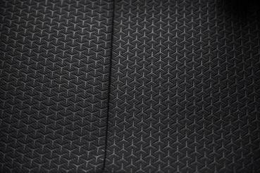 Az üléskárpit látens Mercedes