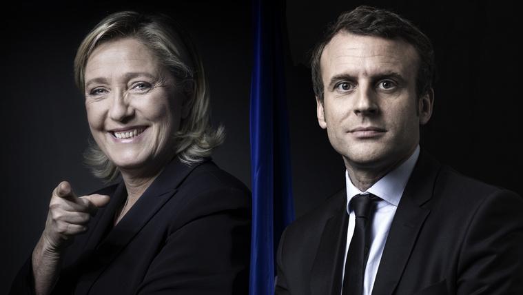 Két elvakult radikális közül választhatnak a franciák