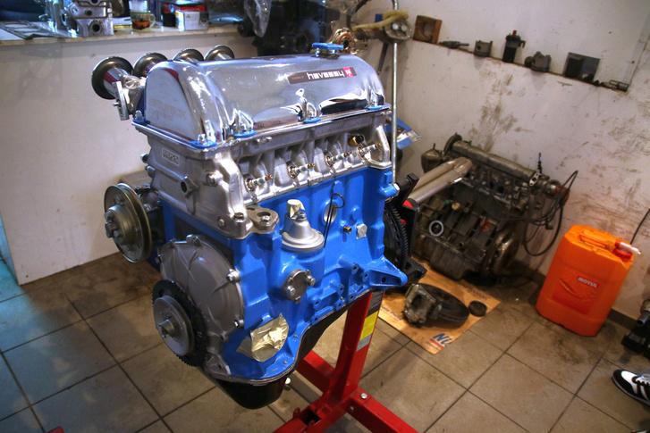 Nem, ez nem Peugeot: a Havassy-féle Lada-motor hamarosan egy komoly VFTS-be kerül