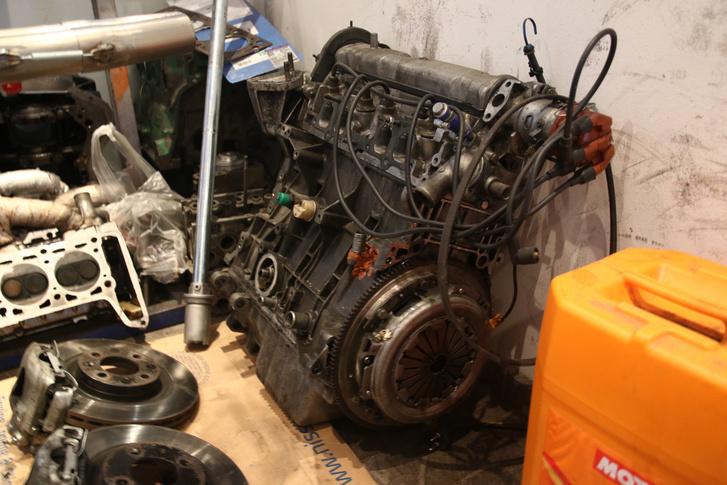 Tavaly még ezzel a motorral mentek: a GTI-blokknak megvannak a maga korlátai