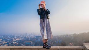 Vágó Réka Wink cipőket tervez: menő vagy ciki?