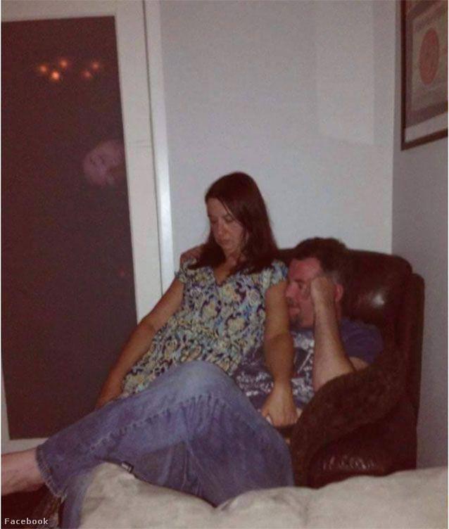 A fotó nagymértékű aggodalommal töltötte el a családot