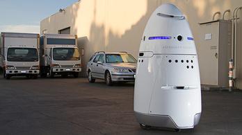 Részegen feldöntött egy robotot, letartóztatták