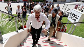 Ecclestone: Bérgyilkos vagyok, töltény nélkül