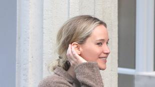Jennifer Lawrence Budapest után most Pozsonyban forgat