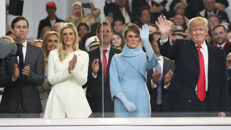 A vonakodó first lady helyett Trump lánya robbant be a porondra