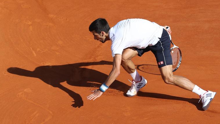 Becker: Djokovics kipukkadt, mint egy lufi