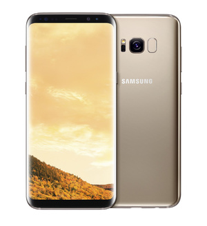 Galaxy S8 jeges szürke