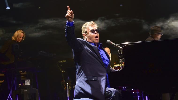 Elton John-koncerten robbantott volna egy 19 éves férfi