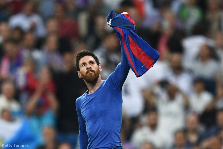 Messi és a meze