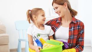Így dolgoztasd a gyerekeidet