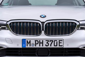 Nagy BMW két liter alatti fogyasztással