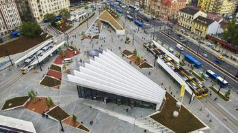 A Széll Kálmán tér tervezőcsapata kapta az Év tájépítésze díjat