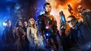 DC univerzum: A holnap legendái - Első évad