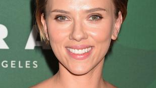 Scarlett Johansson nagyon szeretne lerészegedni nagyi hasonmásával