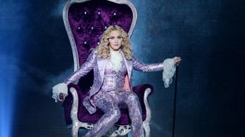 Madonna: Hazug hülyék akarnak rólam filmet forgatni