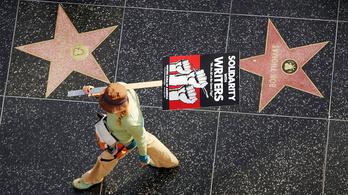 Jövő keddtől egy időre leállhat Hollywood