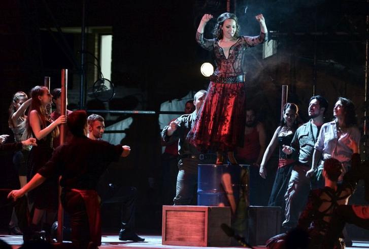 A Carmen a 2016-os operafesztiválon