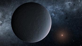 A Plútónál is hidegebb exobolygót találtunk