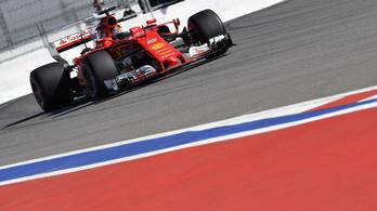 Közel az utolsó rajthelyhez a Ferrari, a McLaren-Hondát már büntetik