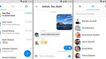 Idegesítik a Messenger új funkciói? Mától letöltheti a lecsupaszított verziót