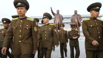 Észak-Korea újabb sikertelen rakétakísérletet hajtott végre