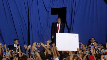 Trump két héten belül dönt a párizsi klímaegyezményről