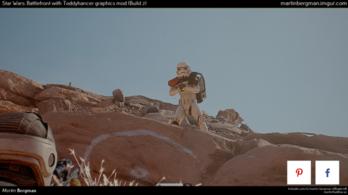 Ilyen valósághű Star Wars-játékot még nem láttunk