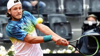Az első kiemelt nyerte az első budapesti tenisztornát