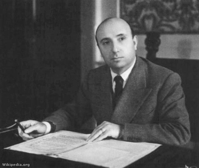 Mario Scelba 1947-ben