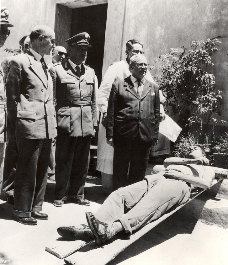Giuliano holttestére egy ház udvarán bukkantak