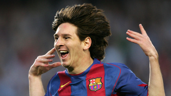 Messi pont 12 éve indult el a barcelonai gólok útján