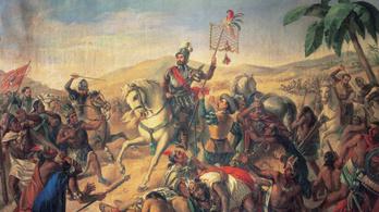 Szalmonella végezhetett az Azték Birodalommal