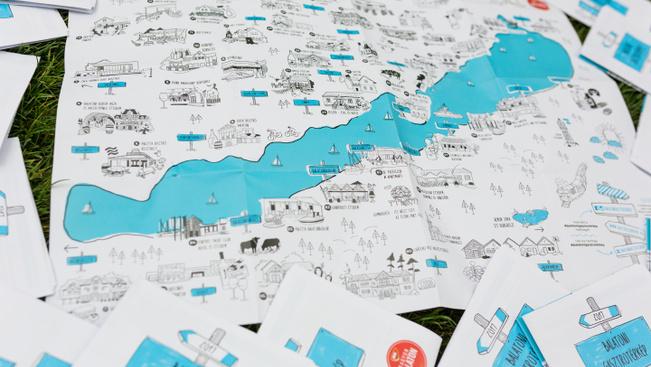 Ha önnek is a Balaton a riviéra: itt az új gasztrotérkép