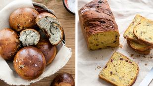 Így süss olyan kenyeret, mint a csúcséttermeké