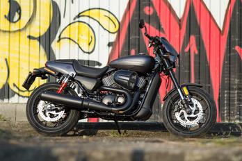 Street Rod 750 Harley-Davidson
