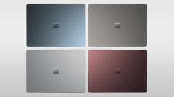 Megérkezett a Microsoft Surface Laptop