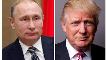 Júliusban először találkozhat Putyin és Trump