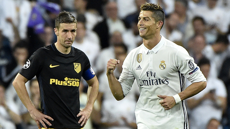 A Real és C. Ronaldo elsöpörte a megtört Atleticót: 3-0