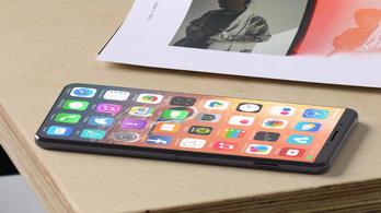 Nem lesz idén iPhone 8