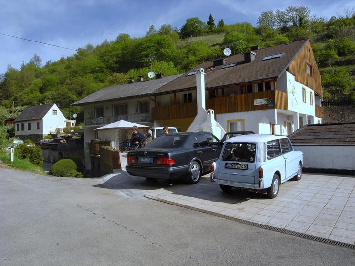 Krems, Ausztria, 2013 talán. Másnap volt a weissenkircheni hegyi felfutó