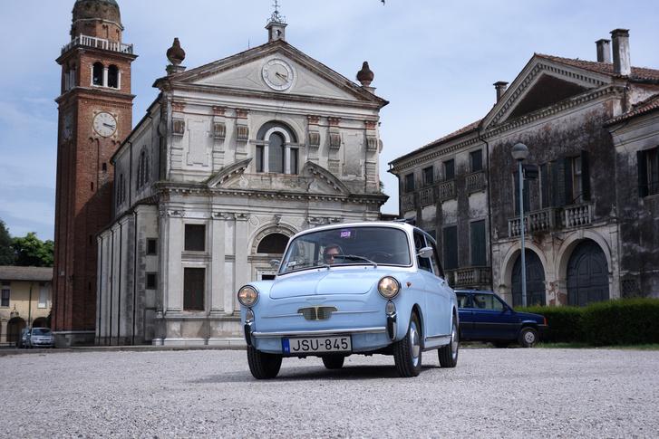 Észak-olasz életkép 1965-ből. Hazudok, igazából 2014